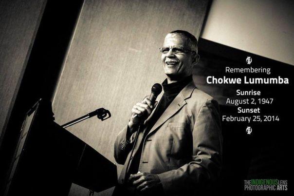 Mayor Chokwe Lumumba